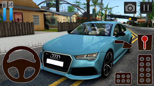 Real Car Driving Simulation 18  screenshots 1