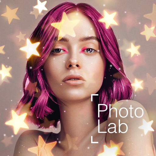Photo Lab фоторедактор: фото эффекты и фильтры