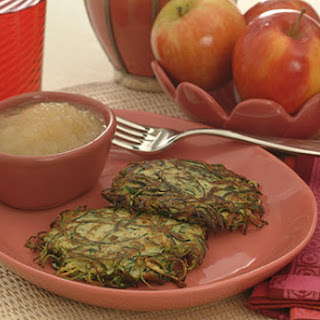Zucchini Pancakes Without Eggs Recipes