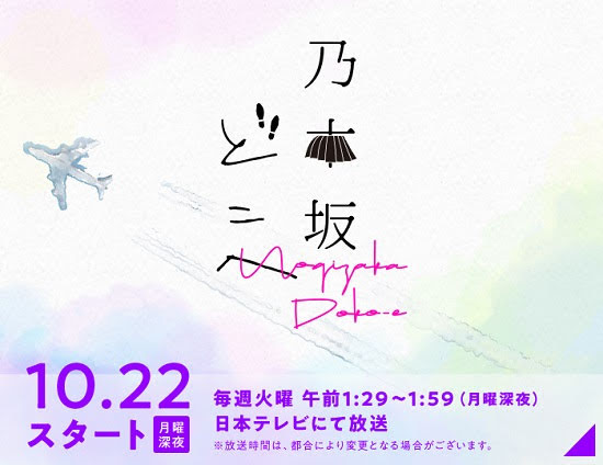 200210 (720p+1080i) 乃木坂46 – 乃木坂どこへ ep15