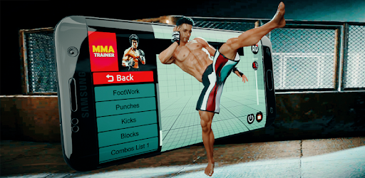 Mma Trainer Ufc Mma Ufc Gym Fight Home Training Apps On Google Play