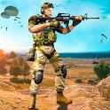 Modern World War Fire Free Survival Battleground icon