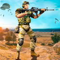 Unknown Battleground Free Battle Royale Shooting icon