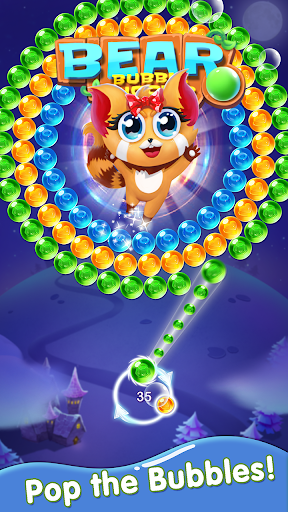 Bubble Shooter - Bear Pop 1.3.0 screenshots 3