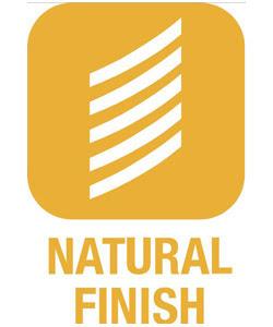 Natural Finish