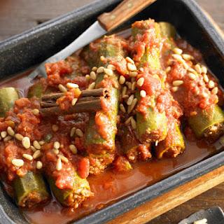Lebanese Braised Zucchini
