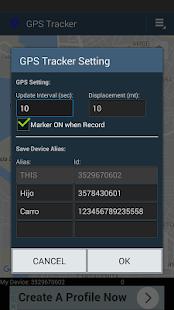GPS Tracker Free - náhled