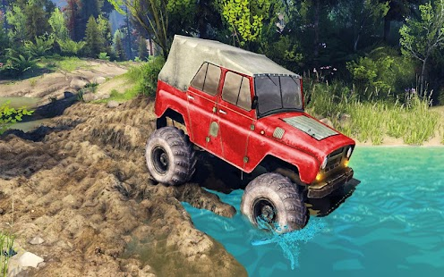 Offroad Jeep Mountain Driving Games 3d Simulator - náhled