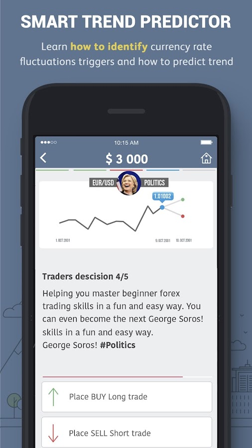 Trading Game - Forex & Stock Market Investing- screenshot