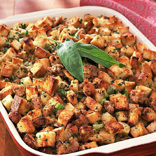 Low Calorie Thanksgiving Stuffing