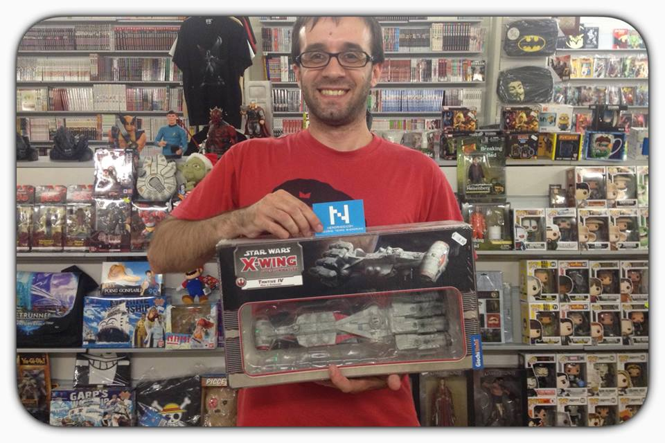 Sì, ho vinto io e sì, sto facendo pubblicità a Nerdando.com