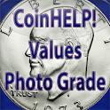 Coin Values Photo Grading icon