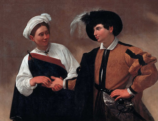 Good Luck - Caravaggio (Michelangelo Merisi) - Google Cultural Institute