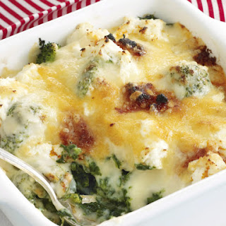 Vegetable Mornay