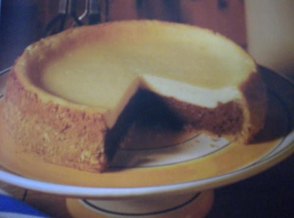 Chocolate Almond Layered Cheesecake Recipe