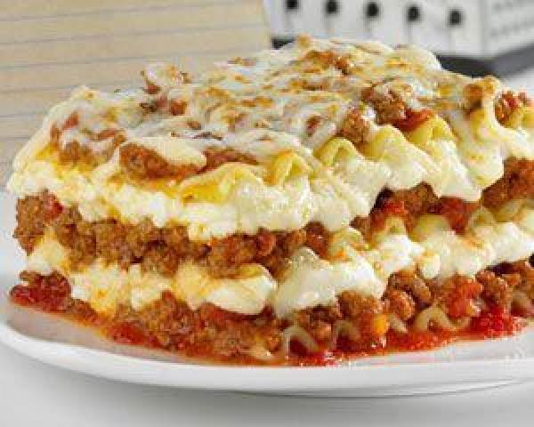 Lasagna My Way Recipe