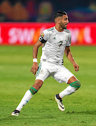 Algeria captain  Riyad  Mahrez carries the hopes of the north African nation in the tournament.