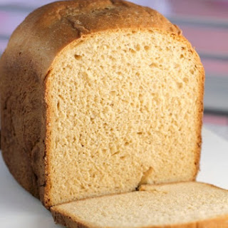 High Fiber Bread Machine Recipes.