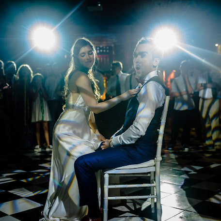 Wedding photographer Andrés Ubilla (andresubilla). Photo of 15.01.2018