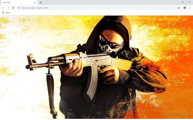 Counter Strike Global Offensive Mission