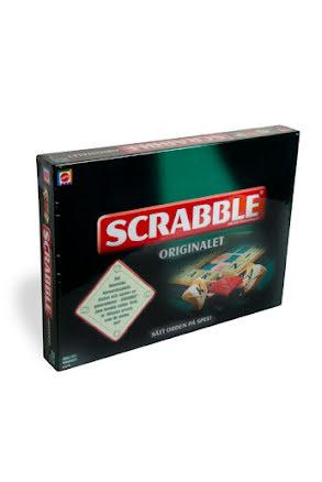 Spel Scrabble