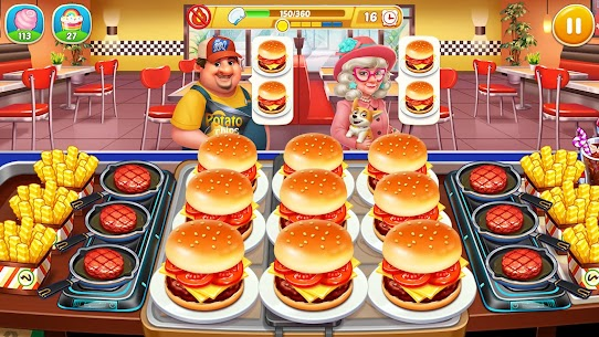 Home Master – Cooking Games MOD APK [Unlimited Money] 2