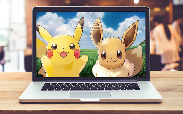 Pokemon Let's Go HD Wallpapers Game Theme