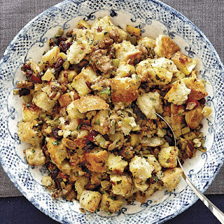 Bread Stuffing with Sausage, Apples & Sage