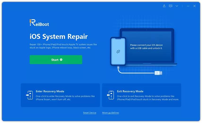 Download & install Reiboot
