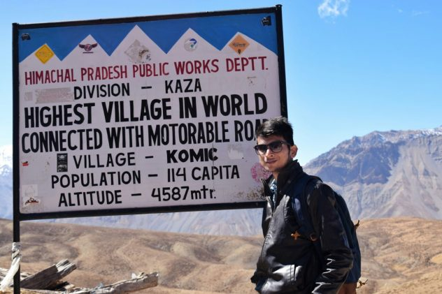 Komic-places to visit spiti valley