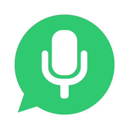 工具App|Voice to Text (for Whatsapp) LOGO-3C達人阿輝的APP