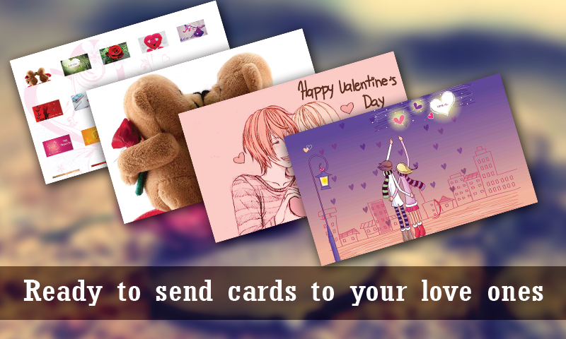 Love Greetings eCards Maker- screenshot