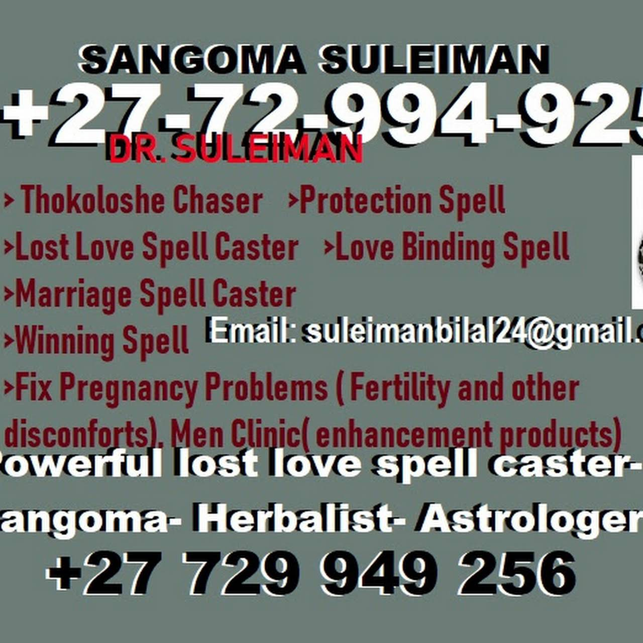 illuminati priest and Money spell caster +27729949256 in Gauteng