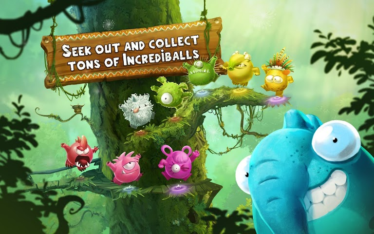 android Rayman Adventures Screenshot 7