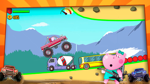 Kids Monster Truck 1.3.3 screenshots 4
