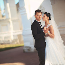 Wedding photographer Aleksandr Burdov (Burdov). Photo of 22.07.2016