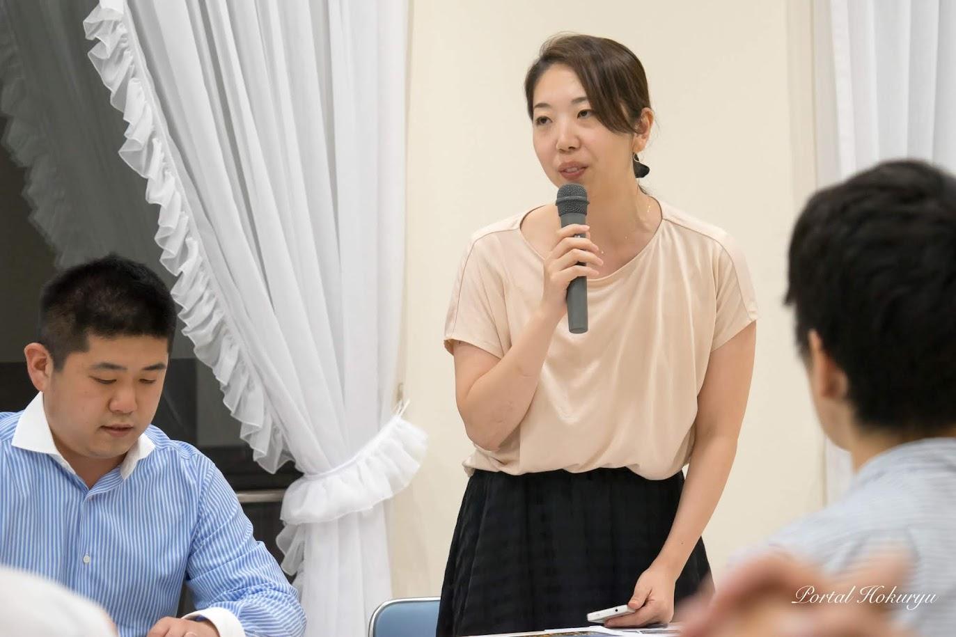 レオス・キャピタルワークス(株)マーケティング広報部社長秘書・坂崎絢子 氏