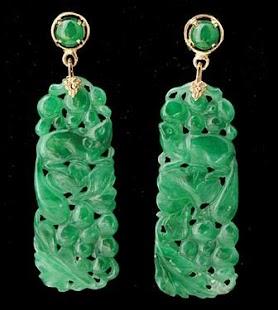 Jade jewelry design - náhled