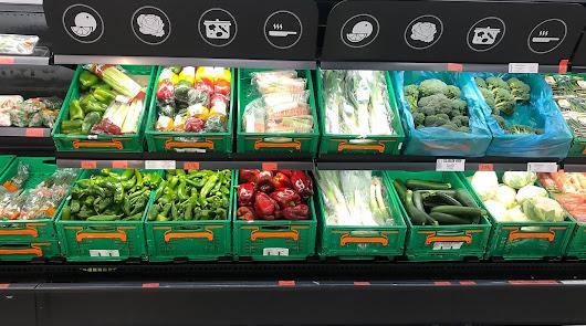 Mercadona compra 13 millones de kilos de pimiento rojo almeriense