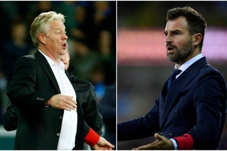 Leko en Maes komen op heel andere manier tot dezelfde conclusie na Club Brugge-Lokeren