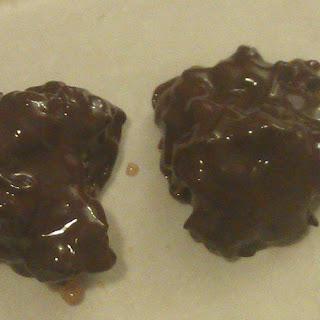 Chocolate Covered Maple Crisps