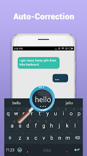 Kika Keyboard - Emoji Keyboard, Emoticon, GIF poster