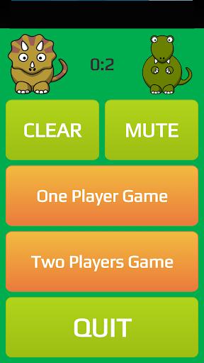 Dinosaur Tic Tac Toe