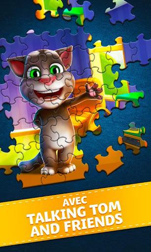 Puzzles Jigty  captures d'écran 1