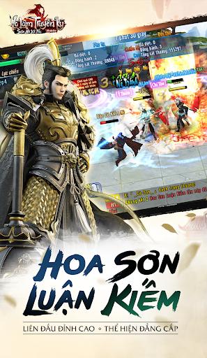 Võ Lâm Truyền Kỳ Mobile - VNG Screenshot