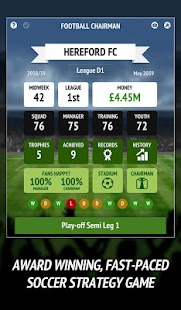 Football Chairman Pro - Build a Soccer Empire- screenshot thumbnail