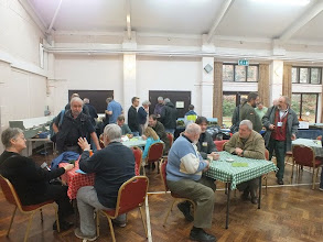 Photo: 005 More people – are you in the photo? Modellers from Dorset, Isle of White, Hampshire, Wiltshire, Devon, Somerset, East Sussex and Hertfordshire identified! .