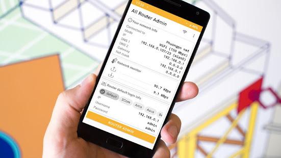App All Router Admin - Setup WiFi Password APK for Windows Phone
