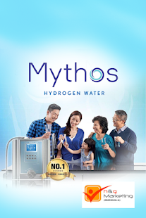 Mythos Hydrogen Water - náhled