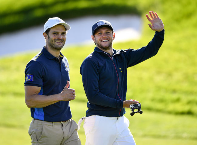 The 2018 Ryder Cup Matches - Celebrity Matches